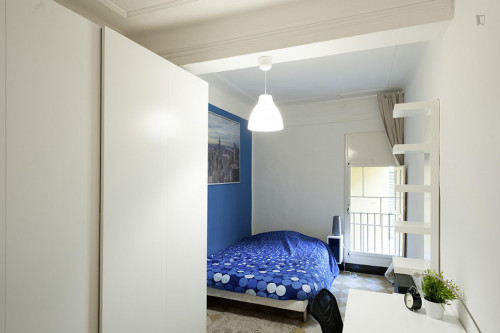 Well-lit bedroom in the Centro neighbouhood  - Gallery -  1
