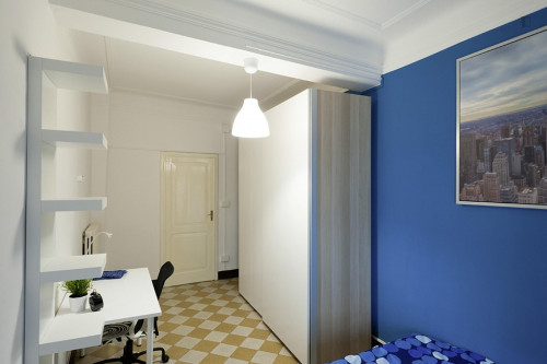 Well-lit bedroom in the Centro neighbouhood  - Gallery -  3