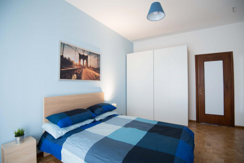 Stunning double bedroom in Turin  - Gallery -  3