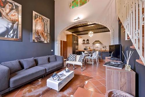 Wonderful 2-bedroom apartment close to Basilica di Santo Spirito  - Gallery -  5