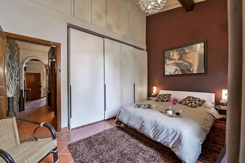 Wonderful 2-bedroom apartment close to Basilica di Santo Spirito  - Gallery -  2