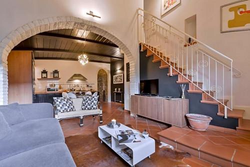 Wonderful 2-bedroom apartment close to Basilica di Santo Spirito  - Gallery -  6