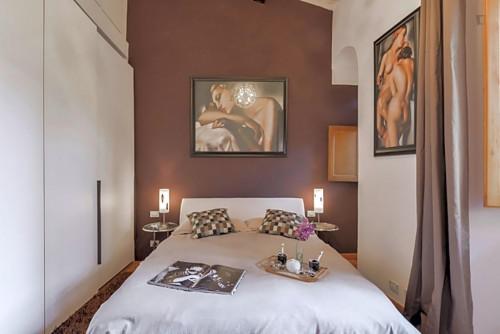Wonderful 2-bedroom apartment close to Basilica di Santo Spirito  - Gallery -  1