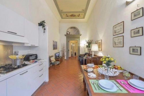 Welcoming 2 Bedroom Apartment in Florence  - Gallery -  6