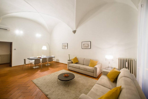 Wonderful 2-bedroom apartment in Florence city centre  - Gallery -  3