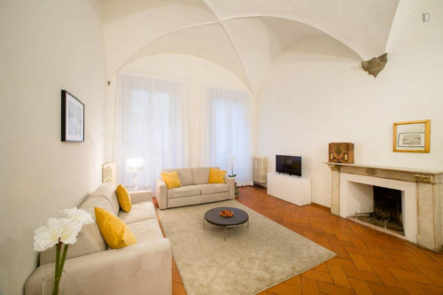 Wonderful 2-bedroom apartment in Florence city centre  - Gallery -  5