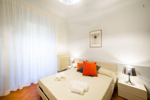 Wonderful 2-bedroom apartment in Florence city centre  - Gallery -  1