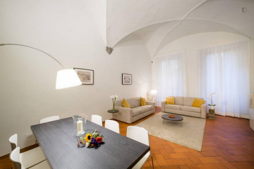 Wonderful 2-bedroom apartment in Florence city centre  - Gallery -  4
