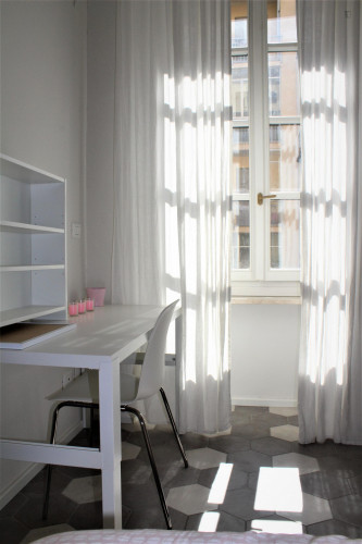 Twin bedroom not far from Politecnico di Torino  - Gallery -  3
