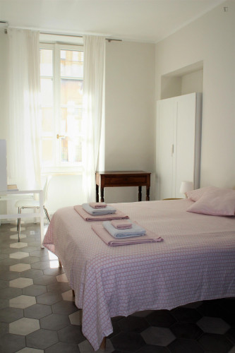 Twin bedroom not far from Politecnico di Torino  - Gallery -  2