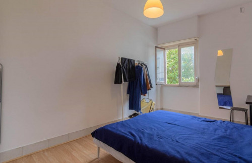 Welcoming double bedroom near the famous Basílica da Estrela  - Gallery -  2