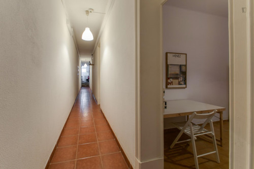 Welcoming single bedroom in Marques de Pombal  - Gallery -  2