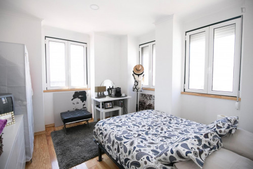 Very bright room in Campolide  - Gallery -  4