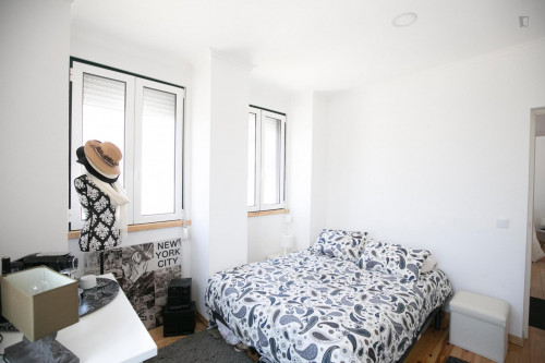 Very bright room in Campolide  - Gallery -  1