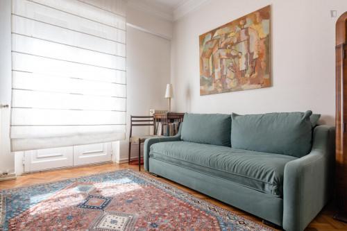 Very comfy individual bedroom in trendy São Sebastião  - Gallery -  2