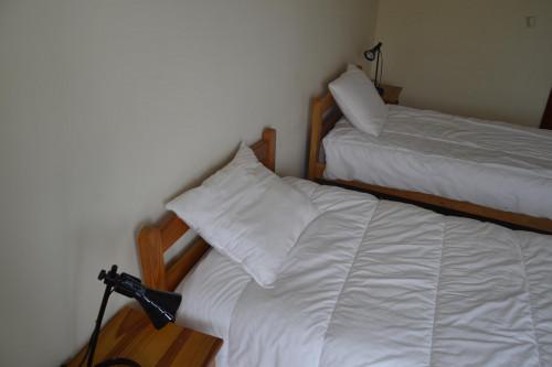 Suitable twin bedroom in Areosa, close to Pólo Universitário  - Gallery -  3