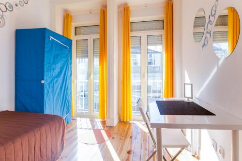 Very bright room near Universidade Autónoma de Lisboa  - Gallery -  1