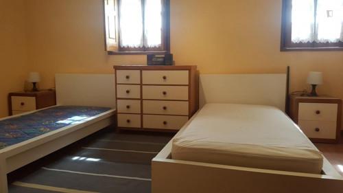 Twin bedroom  - Gallery -  1