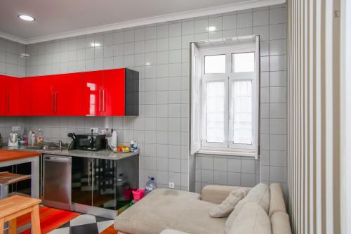 Very nice double bedroom in a 5-bedroom flat, in Montes Claros  - Gallery -  9