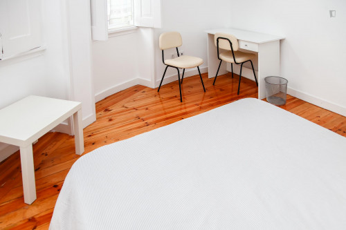 Very nice double bedroom in a 5-bedroom flat, in Montes Claros  - Gallery -  5
