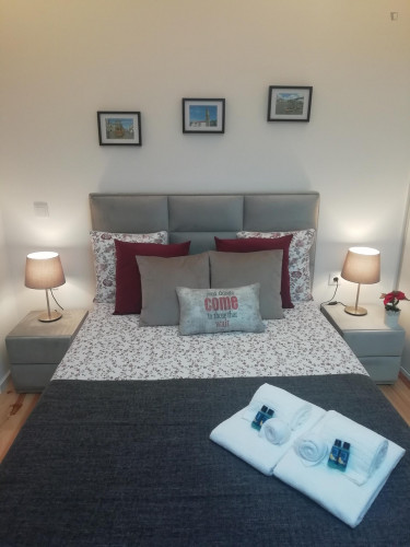 Very elegant 1-bedroom apartment in Bonfim  - Gallery -  3