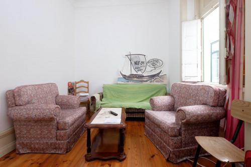 Welcoming single bedroom close to Faculdade De Economia  - Gallery -  8