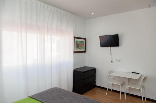 Super nice studio flat in the vicinity of Universidade de Coimbra  - Gallery -  1