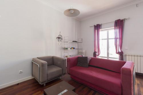 Welcoming single bedroom near Parque de Santa Cruz  - Gallery -  6