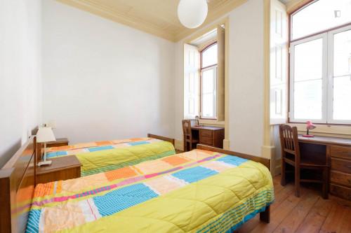 Twin bedroom close to Universidade de Coimbra  - Gallery -  1