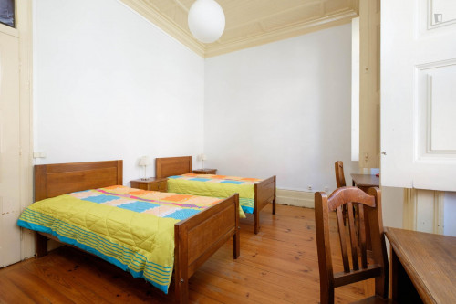 Twin bedroom close to Universidade de Coimbra  - Gallery -  2