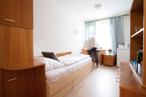 Single bedroom in a residence, near Veterinärmedizinische Universität Wien