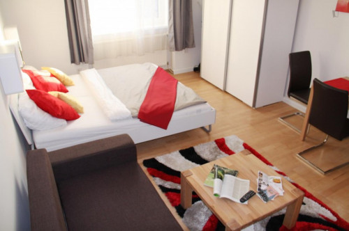 Stylish studio apartment in Favoriten  - Gallery -  1