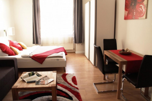 Stylish studio apartment in Favoriten  - Gallery -  2