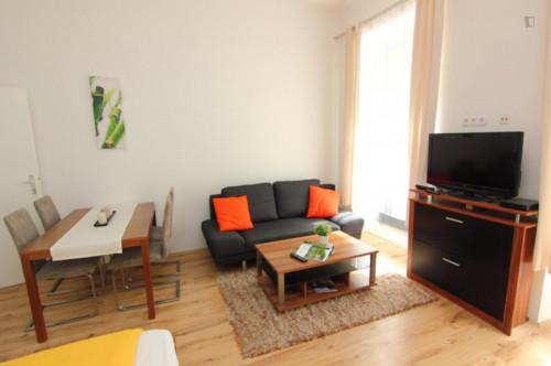 Stylish studio apartment in Rudolfsheim-Fünfhaus, right next to Auer-Welsbach-Park  - Gallery -  2