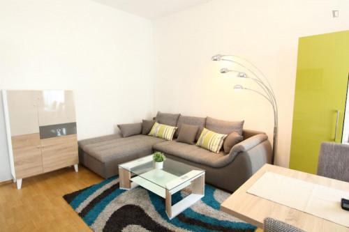 Very comfortable 1-bedroom apartment in Währing  - Gallery -  2