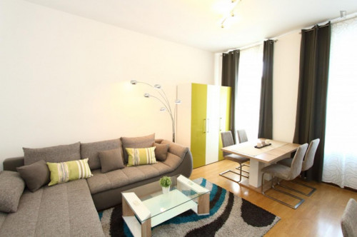 Very comfortable 1-bedroom apartment in Währing  - Gallery -  1