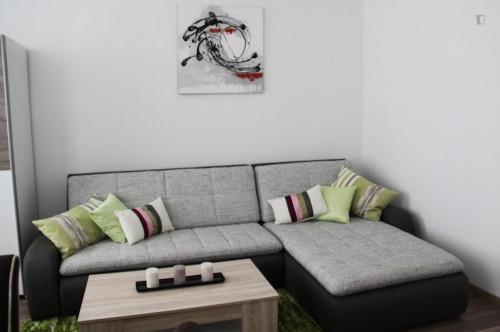 Stylish 2-bedroom apartment in the Favoriten neighbourhood  - Gallery -  3