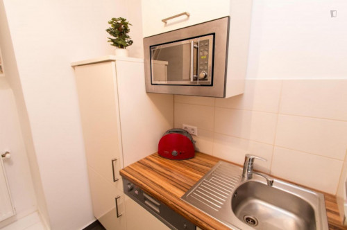 Very attractive 1-bedroom apartment near the Wien Liesing train station  - Gallery -  8