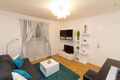 Very attractive 1-bedroom apartment near the Wien Liesing train station  - Gallery -  1
