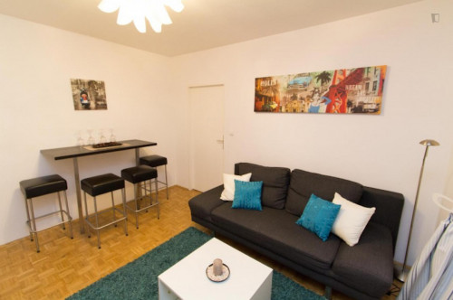Very attractive 1-bedroom apartment near the Wien Liesing train station  - Gallery -  2