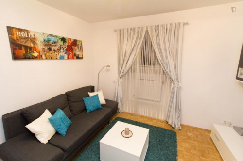 Very attractive 1-bedroom apartment near the Wien Liesing train station  - Gallery -  4