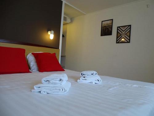 Modern 1-bedroom apartment close to VIVES Elektronica/ICT Brugge