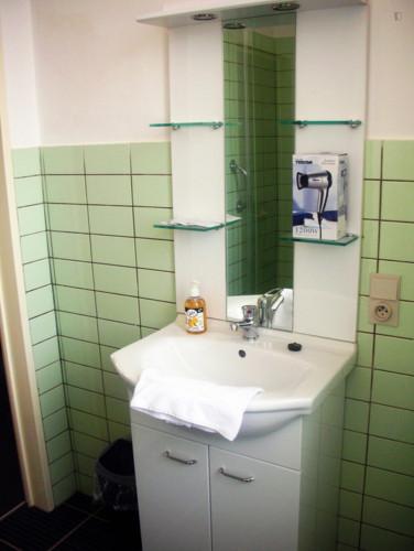 Beautiful 1-bedroom apartment near Antwerpen De Coninck tram stop