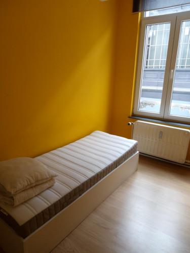 Studio in a residence, in Schaerbeek