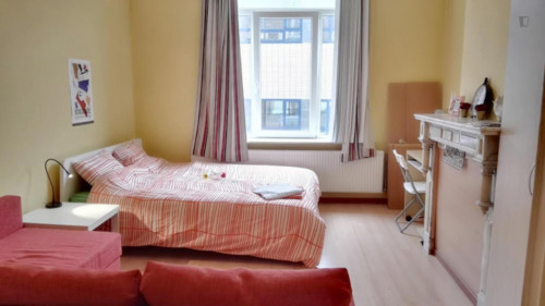 Wonderful studio in a residence near Square Ambiorix park  - Gallery -  1