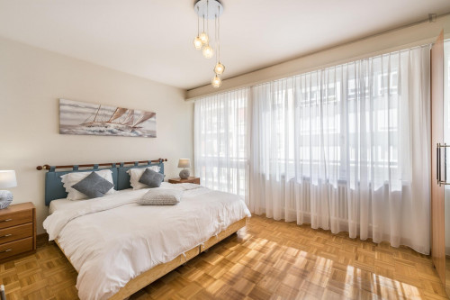 Luxurious 1-bedroom flat in Malombré