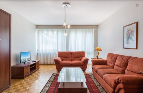 Welcoming 2-bedroom flat in Malombré  - Gallery -  4