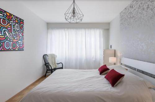 Lovely 3-bedroom flat in Malombré