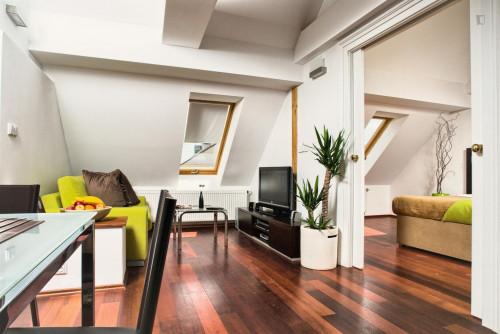 Stylish 1-bedroom apartment near Most Legií  - Gallery -  3