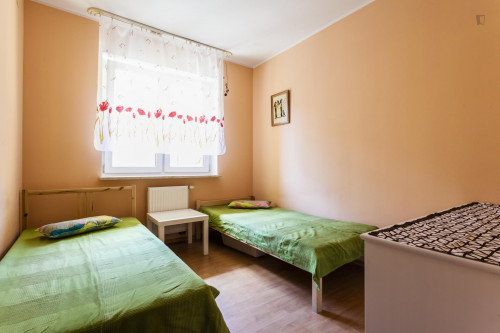 Very cool 2-bedroom apartment close to Natolin metro station  - Gallery -  6